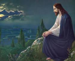 Jesus on the Mountain by Giovanni